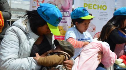Diresa Junín advierte que instituciones sin lactarios recibirán multa