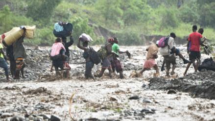 Por lo menos 108 personas murieron en Haití a causa del devastador huracán Matthew