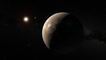 Investigadores creen que el planeta Próxima b tiene un gran océano