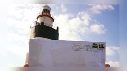 La historia del mensajero irlandés que entregó una carta sin dirección