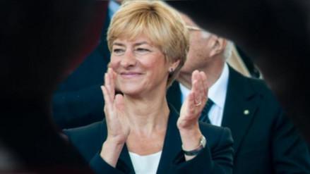 La ministra italiana de Defensa presidirá una boda gay