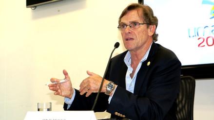 """Carlos Neuhaus sobre las obras de los Juegos Panamericanos: """"Sí llegamos"""""""