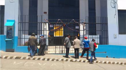 Intervienen por cierre injustificado de dirección de transportes de Puno