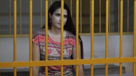 Katiuska del Castillo formalizará pedido de cese de prisión