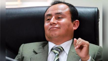 JNE dispone nuevamente que Gregorio Santos recabe su credencial