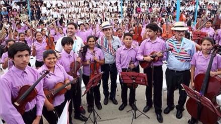 Proyecto de Juan Diego Flórez beneficiará a más mil niños del Rímac