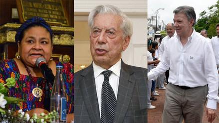 Ellos son los 17 latinoamericanos que han ganado un premio Nobel