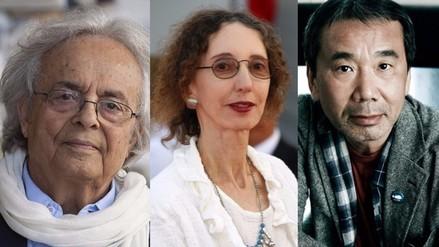 Fotos. Los favoritos a ganar el Premio Nobel de Literatura 2016