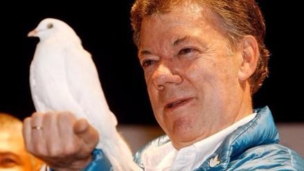El colombiano Juan Manuel Santos ganó el Premio Nobel de la Paz
