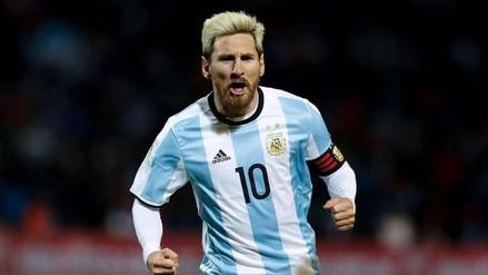 Así reaccionó Lionel Messi tras el empate de Argentina ante Perú