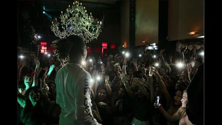FOTOS. Ozuna triunfa en gira europea