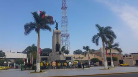 Piura conmemora aniversario número 137 del Combate de Angamos