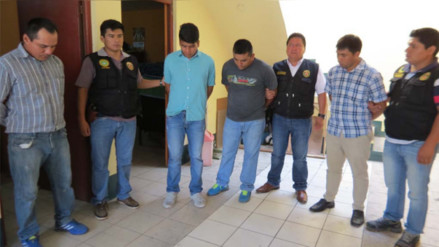 Trujillo: disponen levantar secreto bancario a miembros de