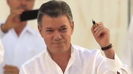 Juan Manuel Santos donará dinero del Premio Nobel a víctimas del conflicto