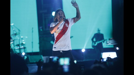 Iggy Pop se puso la camiseta de Perú y dejó el alma en el Ciudad Rock