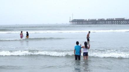 Solo dos playas se encuentran saludables en Lambayeque