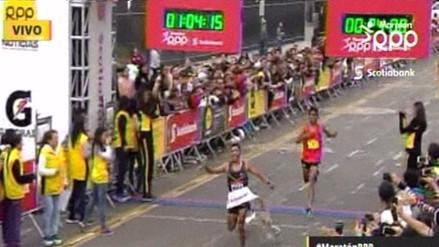 Nelson Ito y Luis Ostos: los grandes ganadores de la Maratón RPP