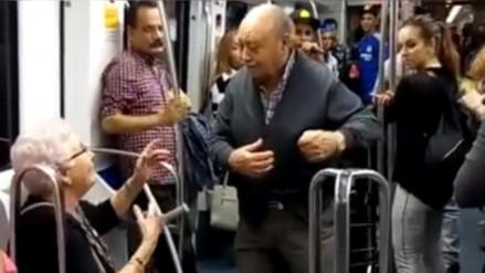 Facebook: el baile de dos ancianos que ya ha sido visto por 14 millones de personas