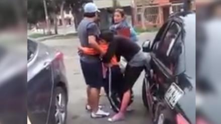 Facebook: niño rechaza irse con su madre aduciendo que ella lo maltrata