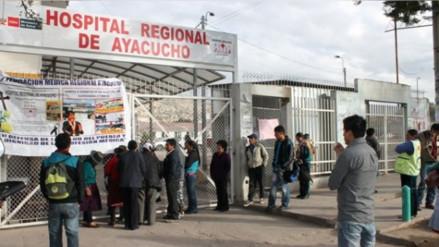 Cuerpo médico solicitó declarar en emergencia el hospital regional