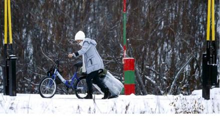 La construcción de muro en la frontera entre Noruega y Rusia genera polémica