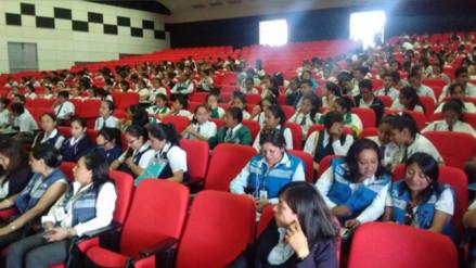 Inauguran tercer congreso de fiscales escolares de Lambayeque