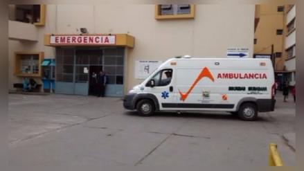 Tres niños heridos al manipular explosivos tirados en comunidad del Vraem