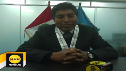 Alcalde Provincial de Puno condecorará a ganador de Maratón RPP