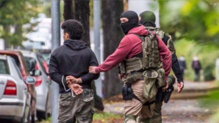 Un refugiado sirio capturó al terrorista más buscado de Alemania