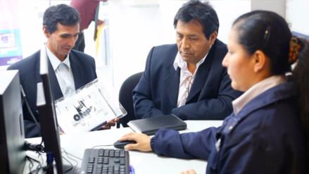 ONPE: Se acortan plazos para presentar firmas y solicitudes de revocatoria