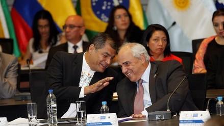 Unasur saluda el anunciado diálogo entre el Gobierno de Colombia y el ELN