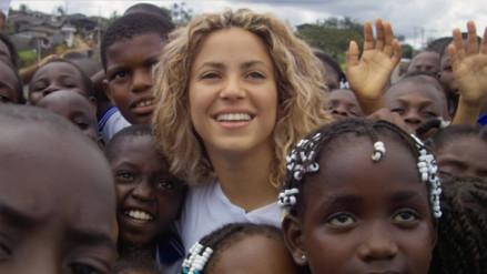Shakira dona millonaria suma para los damnificados en Haití