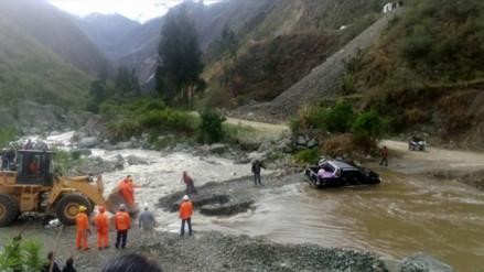 Tarma: aumento de caudal del río Huasahuasi alarma a transportistas y pobladores - RPP Noticias