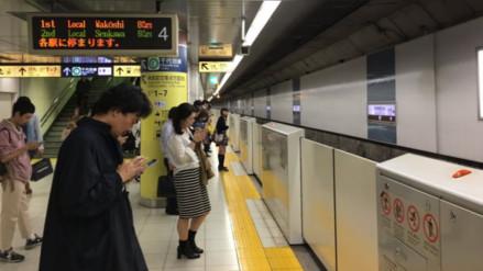 Un apagón en Tokio dejó a más de 350 mil viviendas sin electricidad