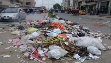 Chiclayo: Se avecinan fuertes multas para vecinos que arrojen basura en J.L.Ortiz
