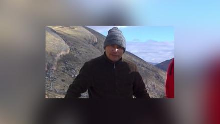 Trasladan a Huancayo los restos de empresario asesinado en Pasco