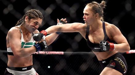 Vuelve a la UFC: Ronda Rousey confirmó que peleará por el cinturón peso gallo
