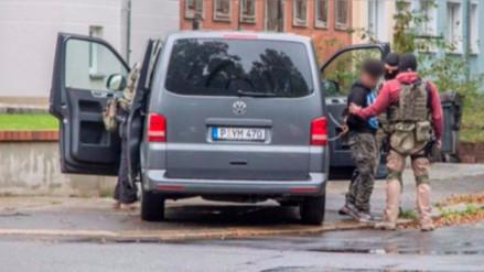 El presunto terrorista islamista detenido en Alemania se suicida en prisión