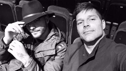 ¿Maluma tiene una relación con Ricky Martin?