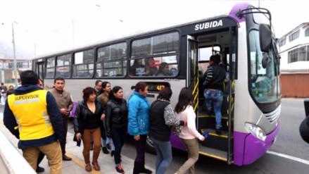 A partir de este jueves buses del corredor SJL llegarán hasta la Av. Tacna