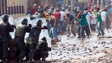 Defensoría del Pueblo registró 207 conflictos sociales en setiembre