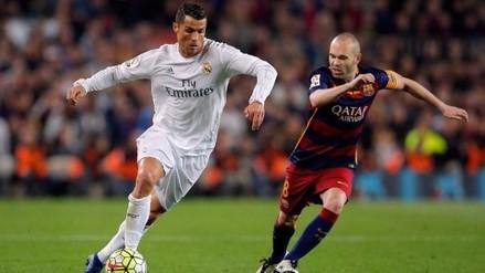 Barcelona vs. Real Madrid: primer clásico de la temporada  ya tiene fecha