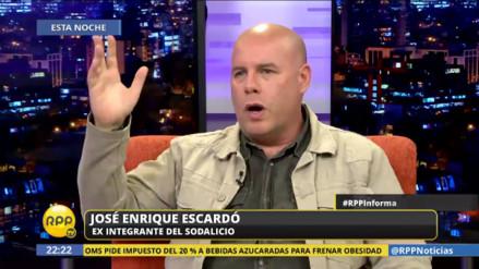 """Exintegrante del Sodalicio: """"Luis Figari es una rata y un cobarde"""""""