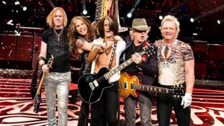 Aerosmith quiere hacer parapente en Miraflores