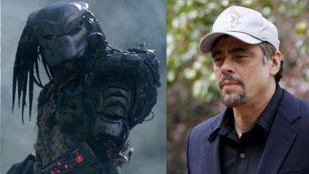 Benicio del Toro ya no protagonizará 'Depredador' y este actor lo reemplazará