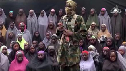 Boko Haram liberó a 21 de las más de 200 niñas secuestradas en Chibok