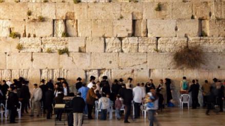 El 'Muro de los Lamentos' ya no es tierra santa del judaísmo, según la Unesco