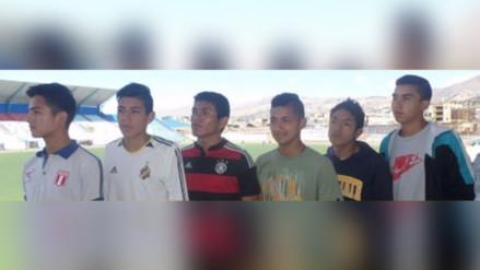 Cajamarca: Siete jóvenes en la mira de la SUB 17