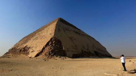 """Hallan dos """"anomalías"""" en el interior de la Gran Pirámide de Keops"""