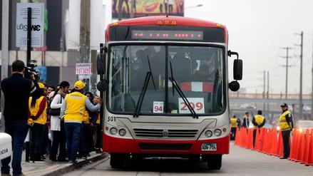 22 nuevas unidades se suman a las rutas 201 y 209 del Corredor Javier Prado